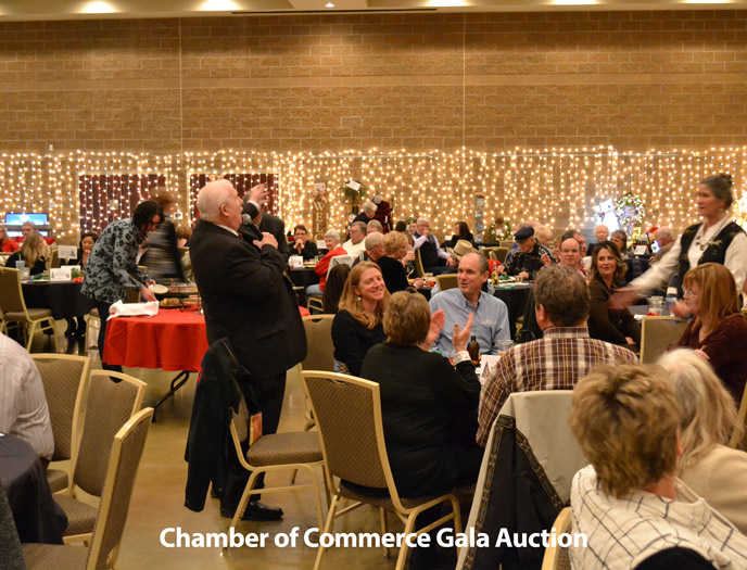 Chamber of Commerce Gala Auction